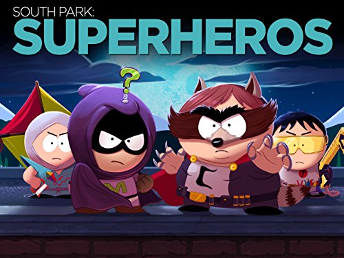 South Park Super Heroes