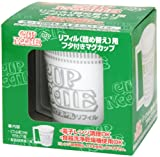 Futa-zuke mug six for Nissin Cup Noodle refill