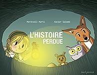 L'histoire perdue par Meritxell Marti