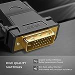 UGREEN-DVI-su-HDMI-Adattatore-da-HDMI-Femmina-a-DVI-D-241-Maschio-Full-HD-1080P-per-HDTV-Plasma-DVD-e-Proiettore