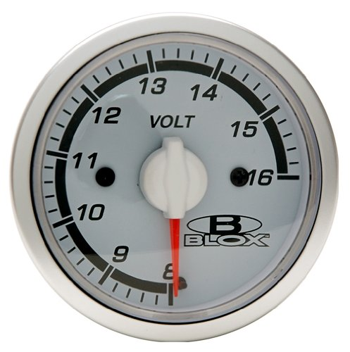 Blox Racing BXGA-00002 WARNING GAUGES
