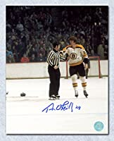 Terry O'Reilly Boston Bruins Autographed Enforcer Post Fight 8x10 Photo