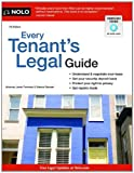 Every Tenant's Legal Guide, Marcia Stewart and Janet Portman, 1413317154