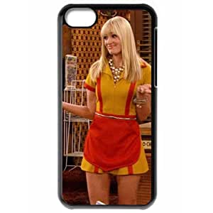 2 Broke Girls Iphone 5C Black Christmas Gifts&Gift Attractive Phone Case KHUAA522971