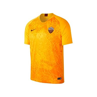 Nike Roma M Nk BRT Stad JSY SS 3r Short Sleeve Top, Hombre: Amazon ...