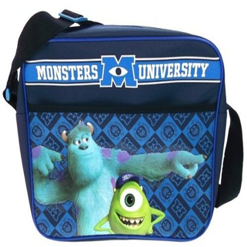 Monsters University Big Monster on campus Disney Tasche Bag Sporttasche