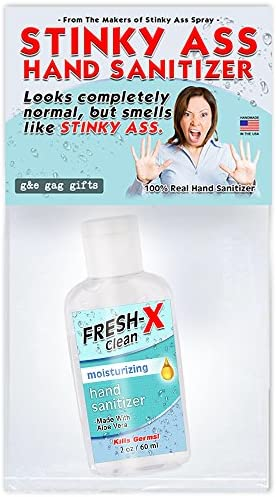 Stinky Ass Hand Sanitizer Prank product image