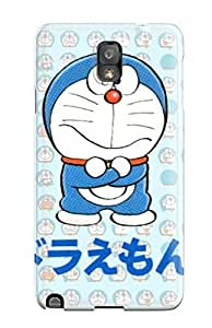 diy zhengForever Collectibles Doraemon Hard Snap-on Ipod Touch 4 4th Case