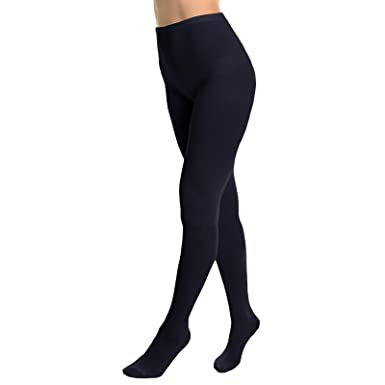 558c8501bbcf7 Angelina Lady's Winter Tights with Heel (6-Pack) at Amazon Women's ...