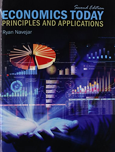 Economics Today: Principles and Applications