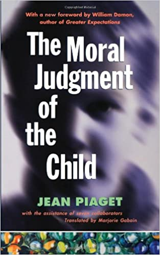 Image result for piaget moral judgment of the child
