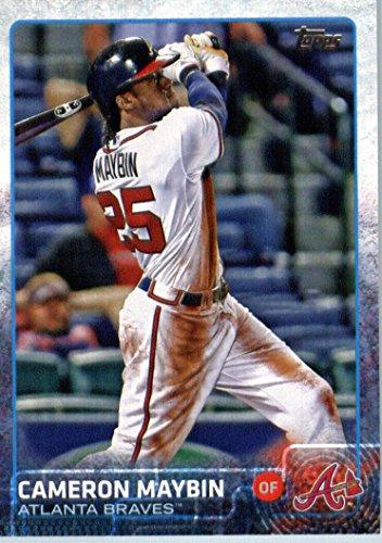 (2015 Topps Update #US379 Cameron Maybin Baseball Card)