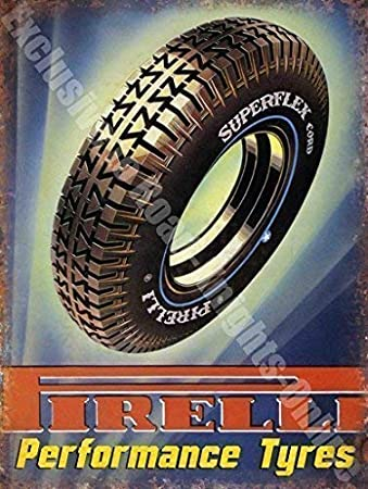 Pirelli Neumáticos Alto Rendimiento Coche & Motocicleta ...