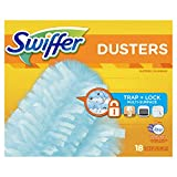 Health & Personal Care : Swiffer 180 Dusters, Multi Surface Refills with Febreze Lavender Vanilla & Comfort Scent, 18 Count