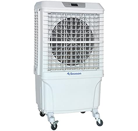 SEASON Climatizador nebulizador Ventilador SVE-8P evaporativo Gran ...