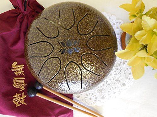 WuYou 8inch UFO Steel Drum Tongue Drum, Handpan, Chakra for sale  Delivered anywhere in USA