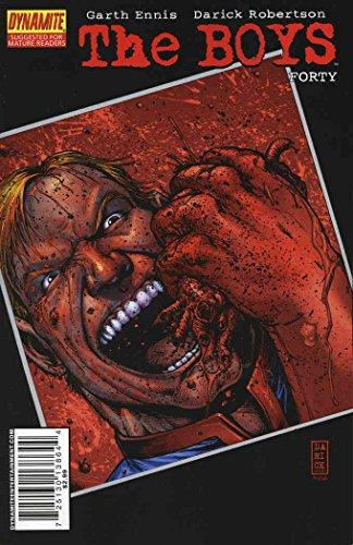 Boys, The #40 VF/NM ; WildStorm comic - Bradley Stool