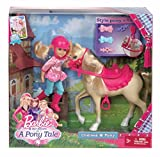 Barbie and Her Sisters in a Pony Tale Chelsea and Pony Doll Set image