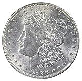 1896 P Morgan Silver Dollar $1 Choice Uncirculated