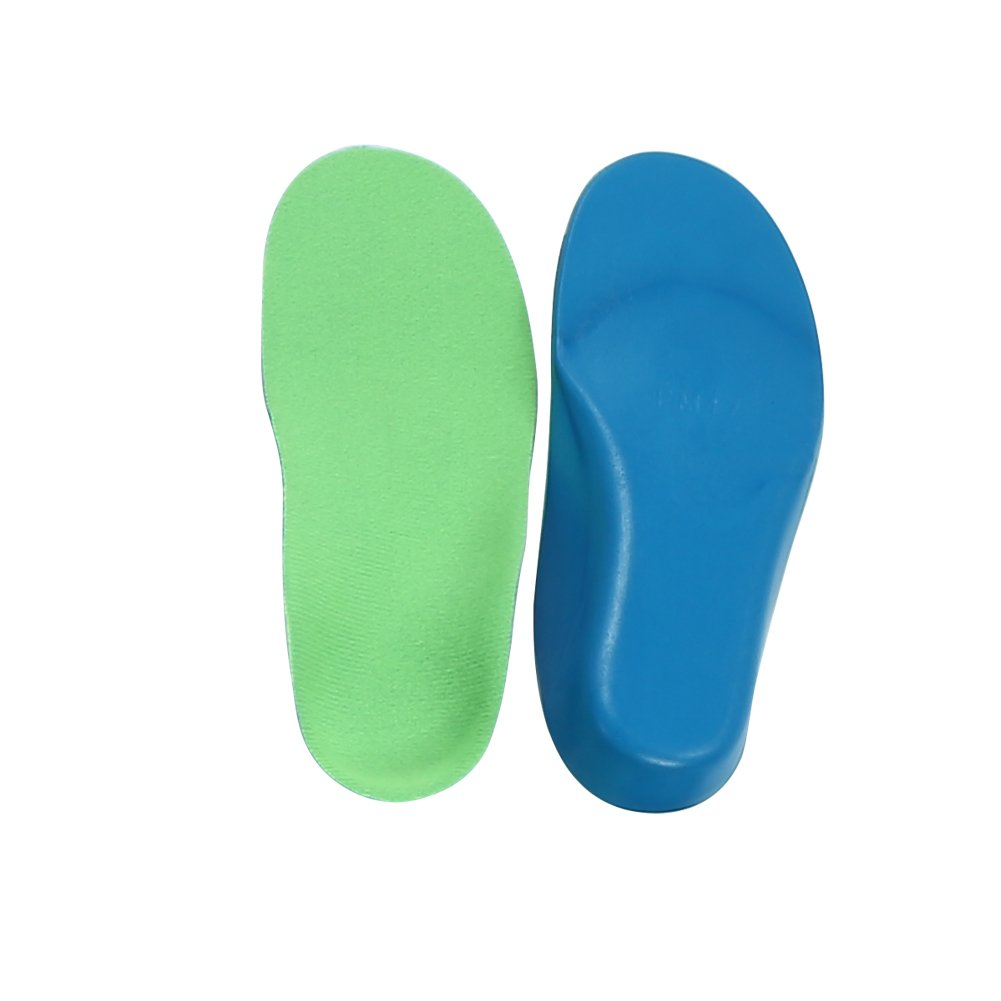 Orthotic Insoles Flat Feet Arch Support Cushion Shoe Inserts Pads for Kids(17 cm)