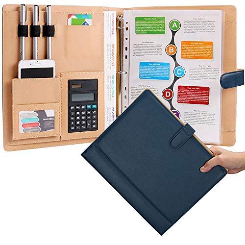Calculator Professional Portfolio Organizer Personalized