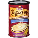 Folgers Cappuccino French Vanilla 16 oz (2 pack)