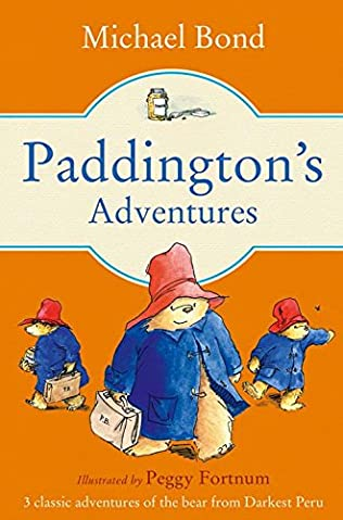 book cover of A Bear Called Paddington and & Stories