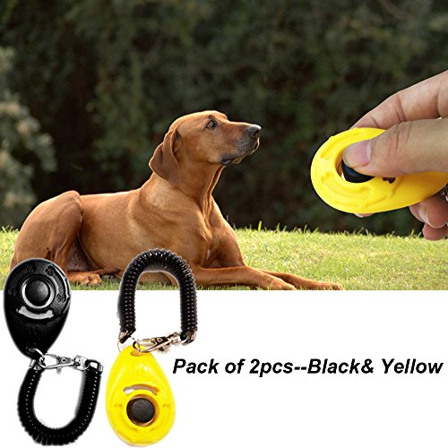 Training Clicker Accessories Button Yellow product image