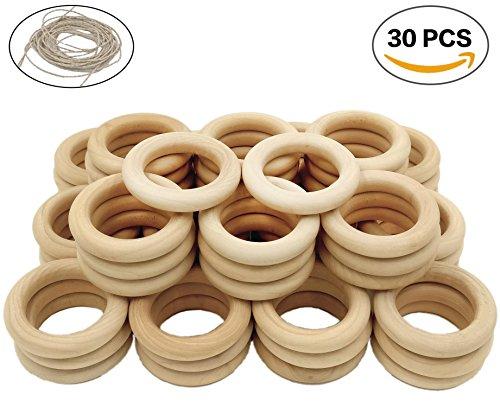 Wood Pendant Jewelry - 1