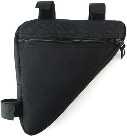 BESPORTBLE Outdoor Triangle Bicycle Bag Bike Front Tube Frame Bag Saddle Bag