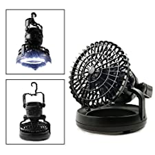 Camping Fans for Tents Rechargeable