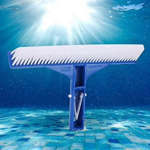 JULYKAI Poolreinigungsbürste, Schwimmbadbürste, Poolbürste, professioneller Wandboden zur Reinigung Pool zur Reinigung Spa