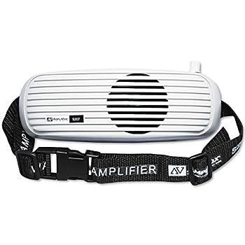 Image of Studio Recording Equipment Amplivox S207 BeltBlaster Waistband Amplifier Includes Neoprene Case with Adjustable Belt