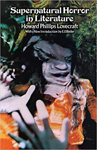 Amazon com: Supernatural Horror in Literature (9780486201054