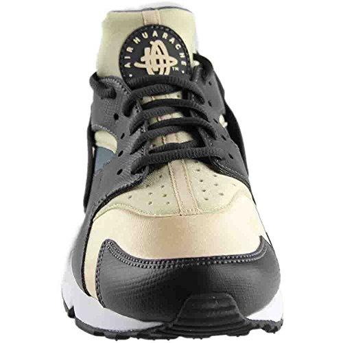 Grigio Wmns 5 Formato Run Carbonio Huarache Nike Caramella Scarpe Air 38 5xHww0Sv