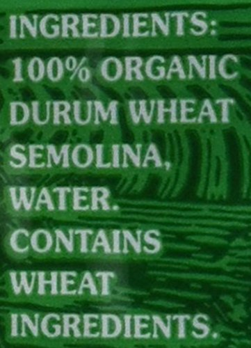 DaVinci Pasta Organic, Spaghetti, 16-Ounce Bags (Pack of 20) by DaVinci (Image #3)