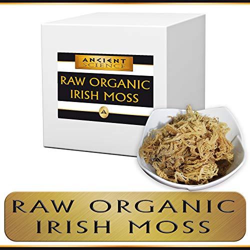 Raw Irish Sea Moss Organic BULK 5 LB - Wholesale Supplier - Fresh Whole Leaf, Kosher - Vegan, non-GMO, Gluten Free ()