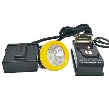 Linternas Frontales Lámpara De Minería Súper Brillante A ...