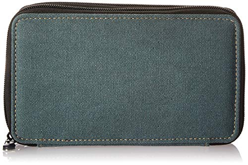 Global Art 48 Pencil Case Steel Blue by Global Art