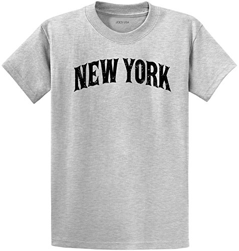 Joe's USA Vintage States T-Shirts-Regular Big and Tall-5XL-A