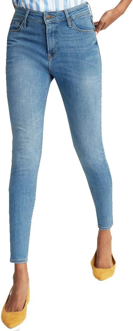 Old Navy Jeans Para Dama Pantalon De Mezclilla Tipo Vaqueros Modelo 411077 Talla 0 Reg Azul Amazon Com Mx Ropa Zapatos Y Accesorios