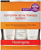 Neutrogena Complete Acne Therapy System (5 Pack)