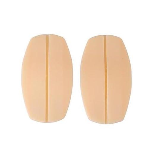 994054521dd49 PYD 2pcs Anti-slip Invisible Bra Strap Cushion Holder Soft Shoulder Pad  Reduce Pressure (