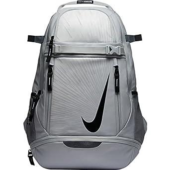 Amazon.com  Nike Vapor Elite 2.0 Baseball Backpack White Black Silver   Clothing 8461132747552
