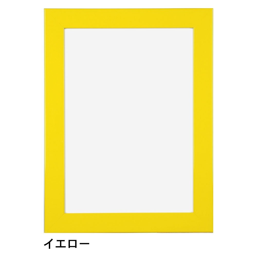 APJ パネル フラットパネル ポスターサイズ 600x800mm イエロー 0021762267 B00870N1GK イエロー イエロー
