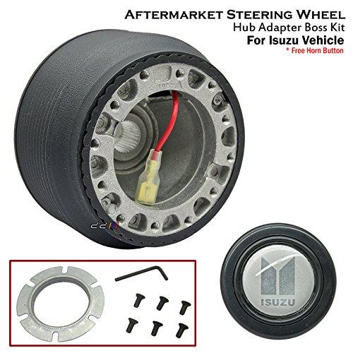 1 x Steering Wheel Hub Adapter Boss Kit For Isuzu D-Max Holden Colorado RA RC 02-11