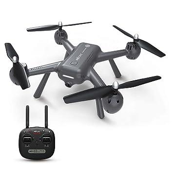 Leslaur MJX X104G 5G - dron Wi-Fi con cámara 1080P GPS con ...