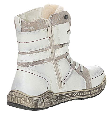 Mustang Pour Ice Boots Femme 203 xzYSawzq
