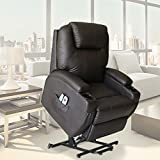 Unionline PU Leather Power Lift Chairs Recliner - Best Reviews Guide