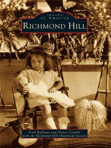 Richmond Hill (Images of America) (Queen Anne Mansion)